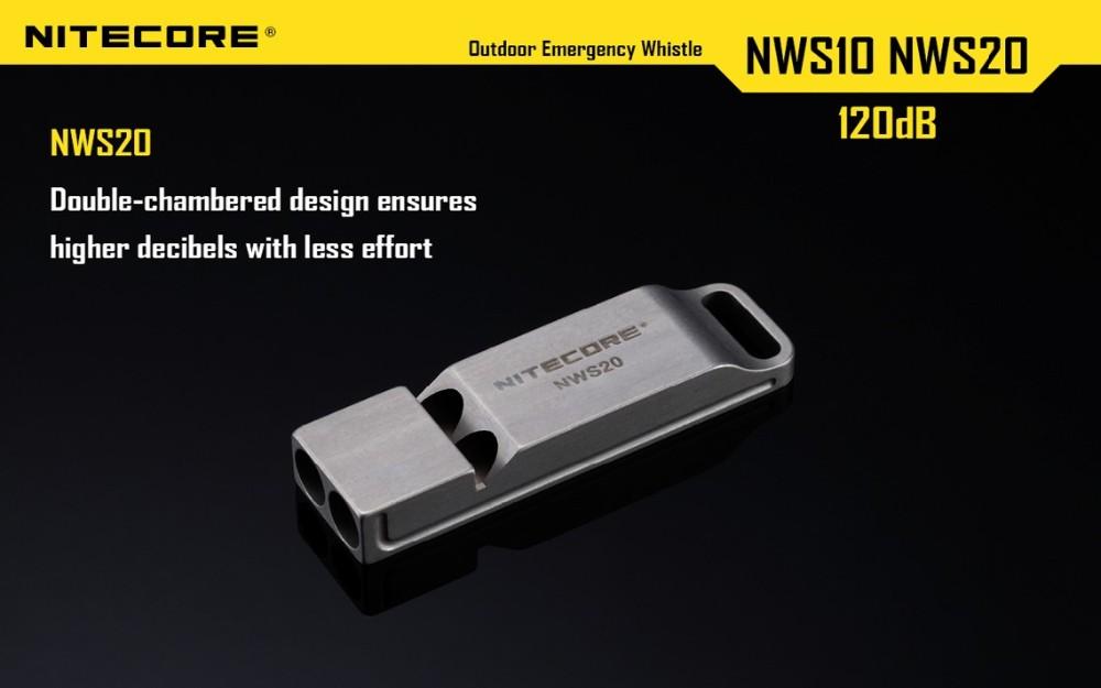 buy nitecore nws10 emergency whistle
