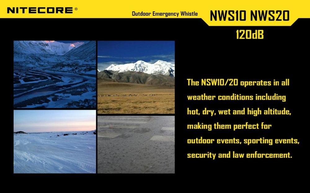 nitecore nws10 emergency whistle online