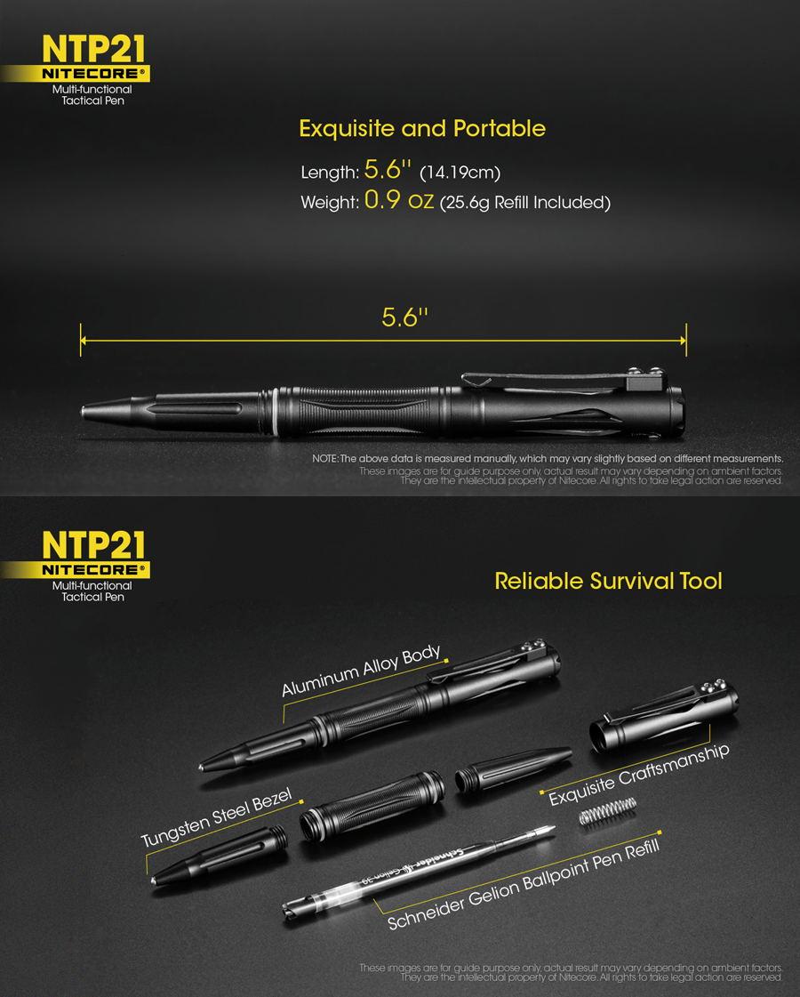 nitecore ntp21 pen