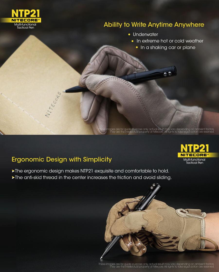 nitecore ntp21 multifunctional pen