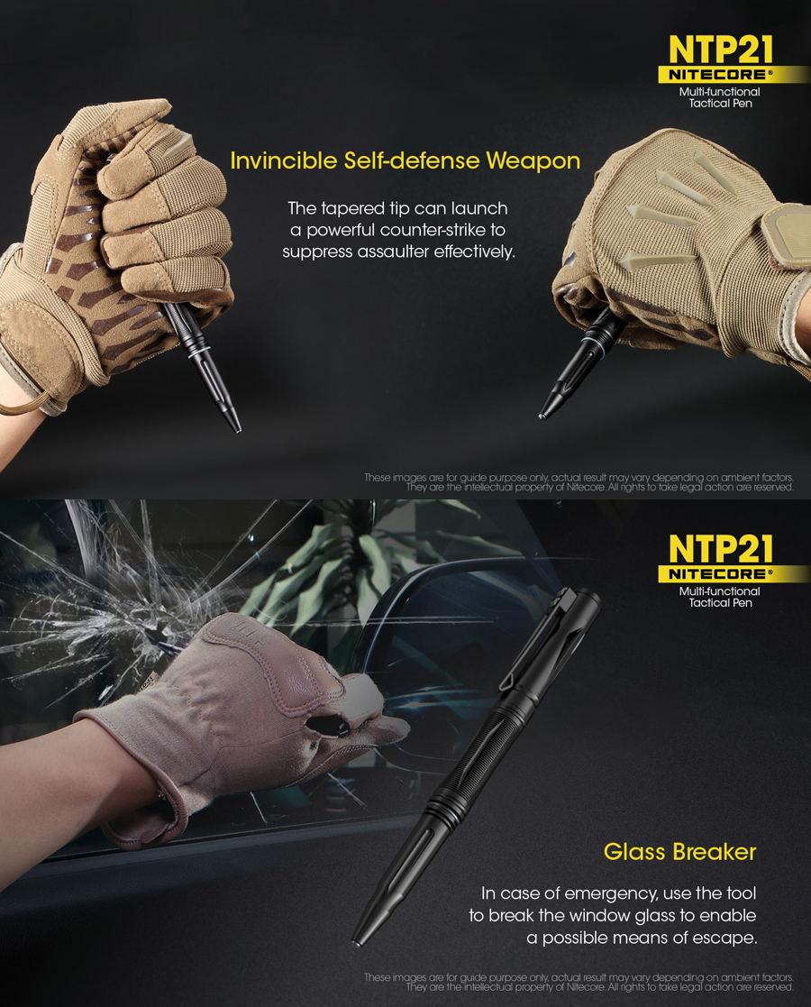 new nitecore ntp21 pen
