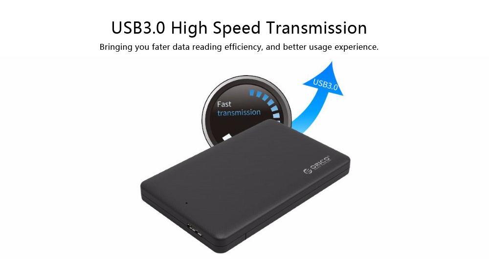 buy orico 2577u3 hard drive enclosure
