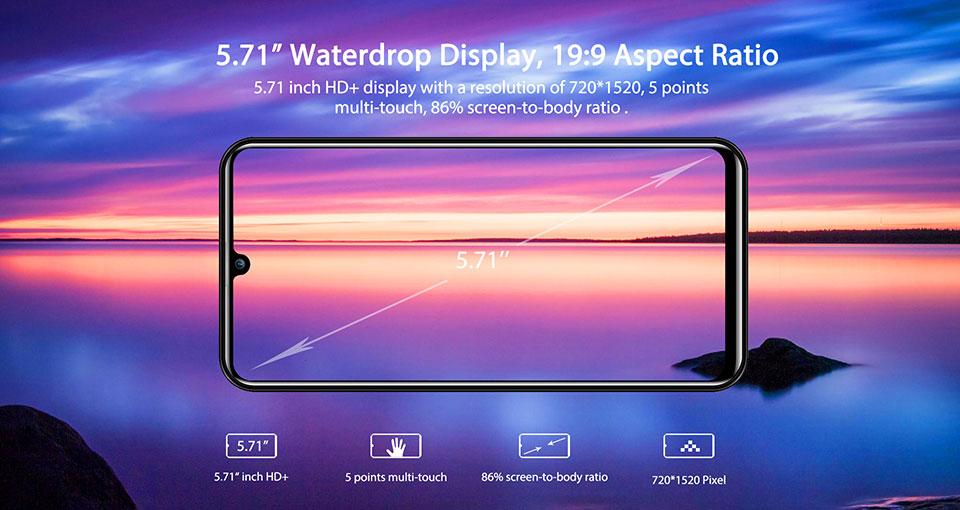 new oukitel c16 pro 4g smartphone