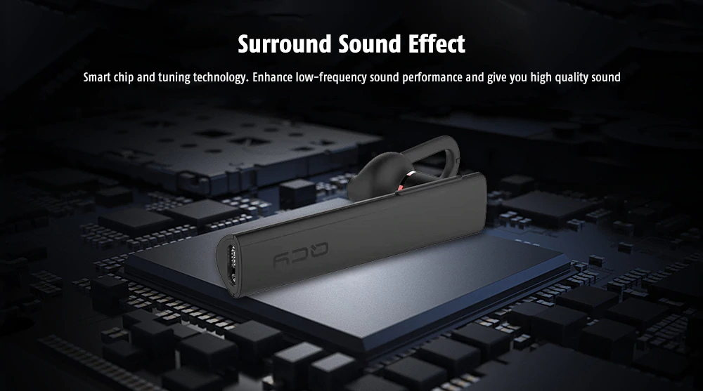 new qcy a3 wireless bluetooth earphone