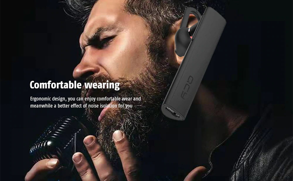 2019 qcy a3 wireless bluetooth earphone