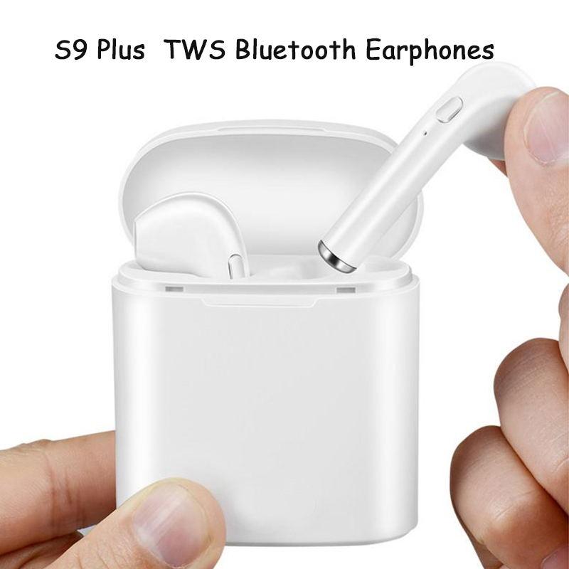 s9 plus tws bluetooth earphones