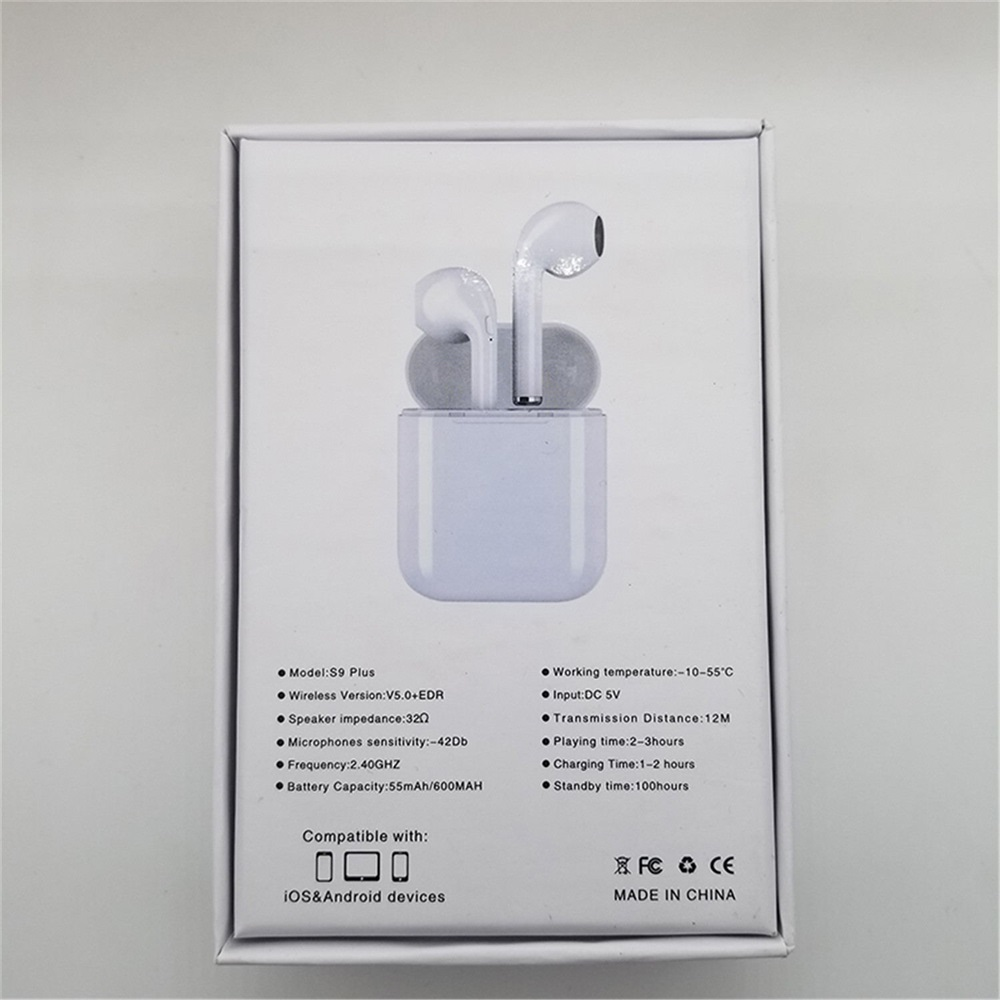 s9 plus tws earphones for sale