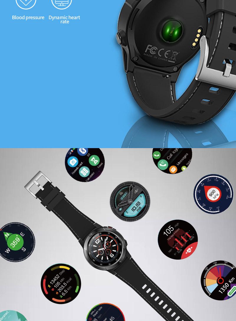 sma-m4 smartwatch
