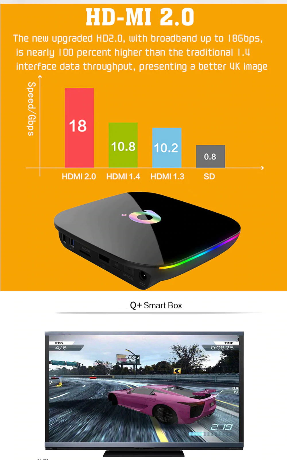 buy sunvell q plus allwinner h6 tv box