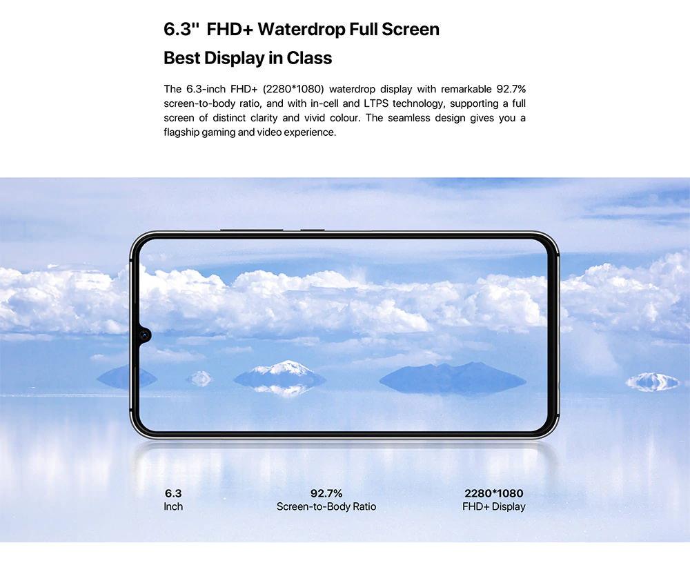 umidigi a5 pro 4g smartphone for sale