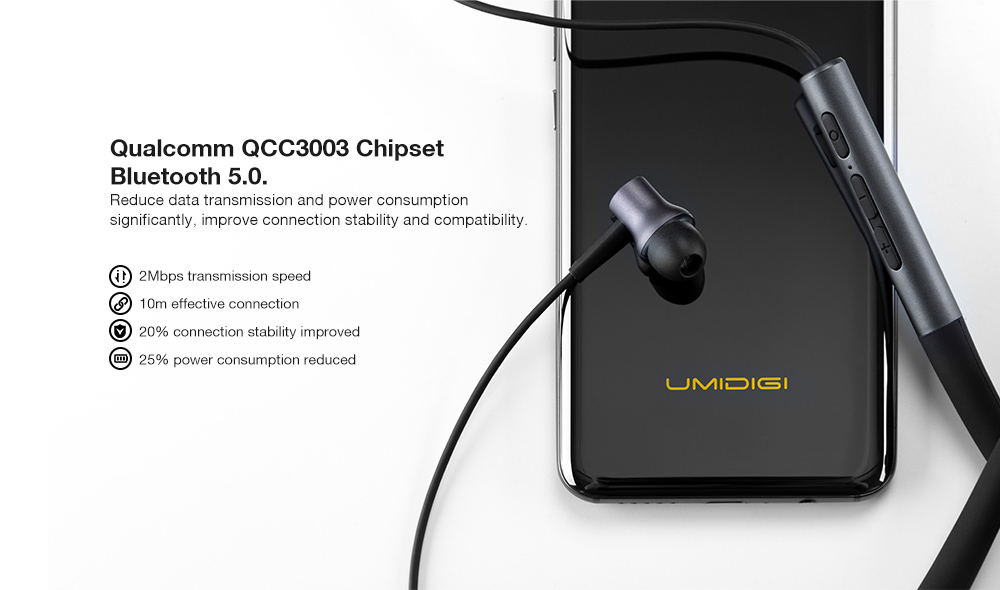 umidigi ubeats wireless earphone