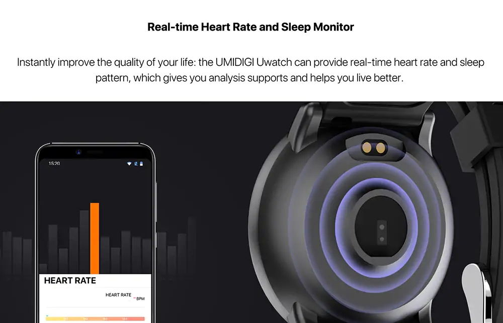 new umidigi uwatch