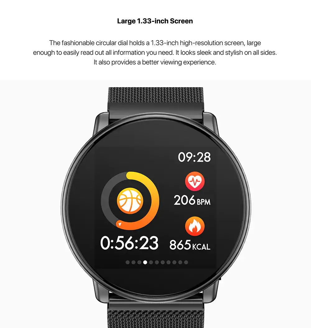 buy umidigi uwatch smartwatch