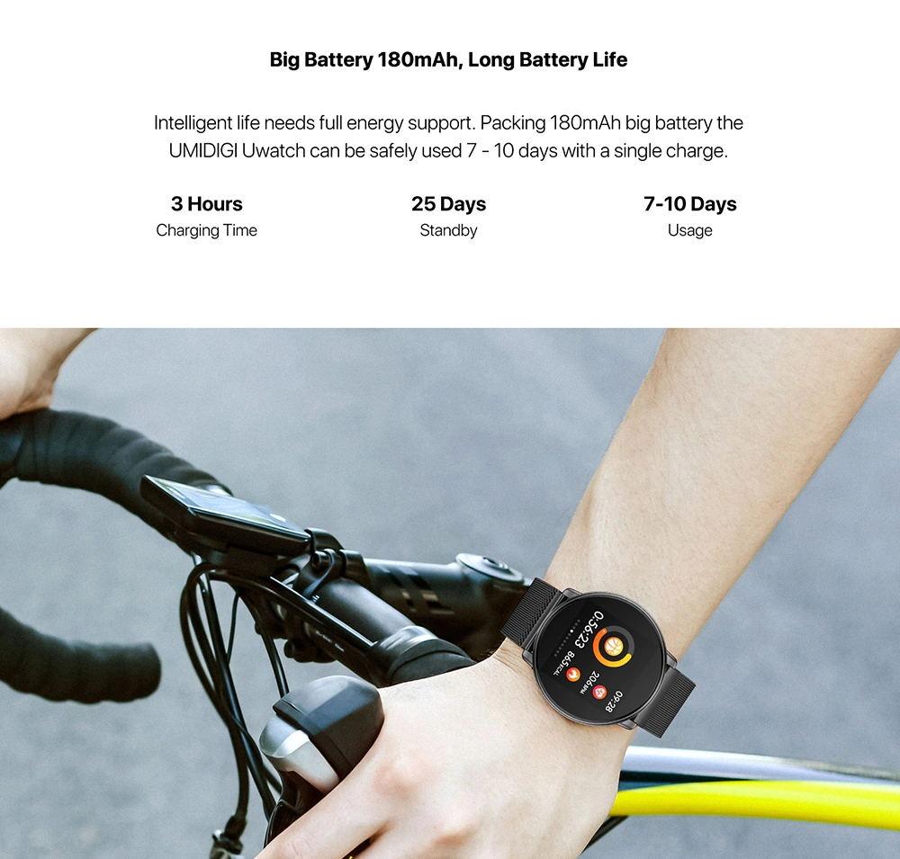 umidigi uwatch smartwatch review