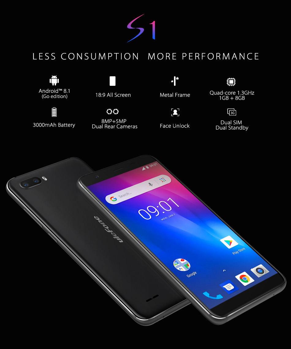 ulefone s1 smartphone global version