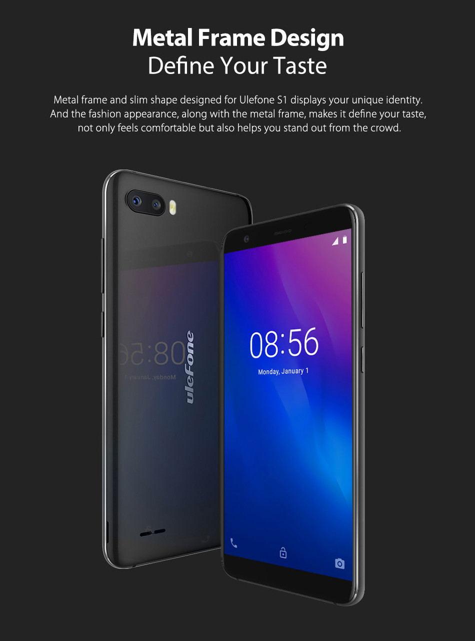 ulefone s1 smartphone global version 2019