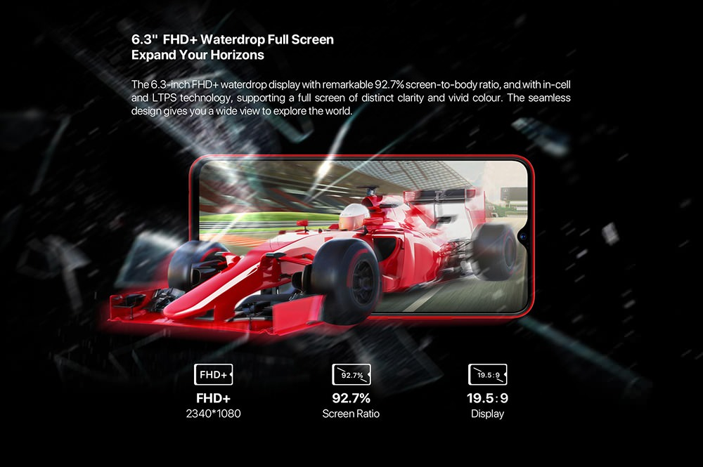 umidigi f1 smartphone global version 2019