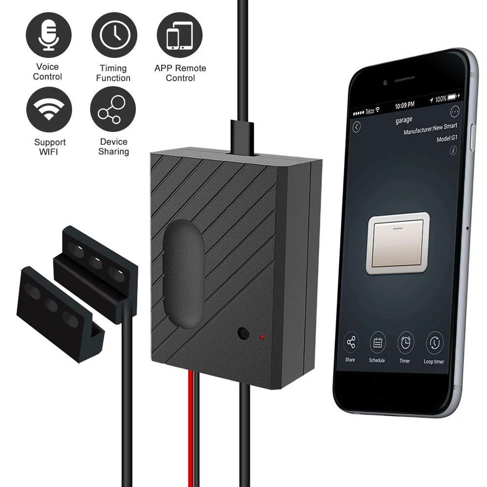 new wifi smart switch garage door controller