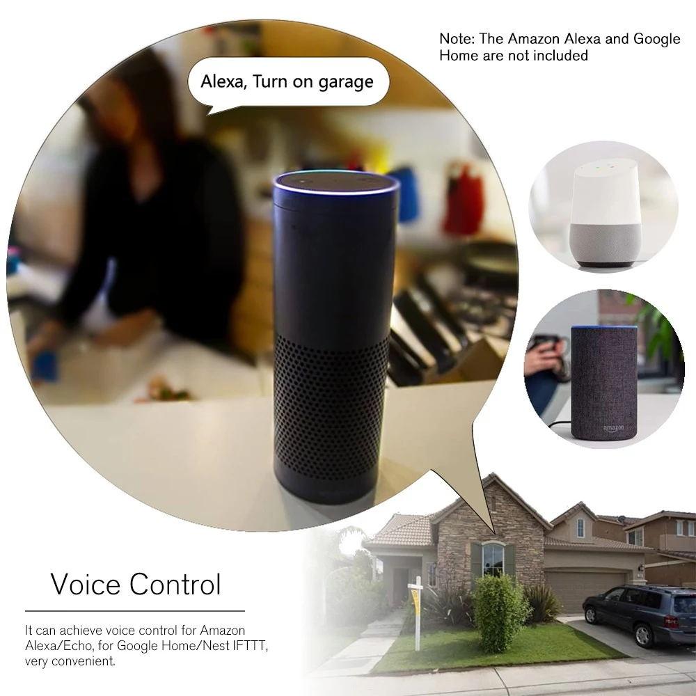 wifi smart switch garage door controller for sale