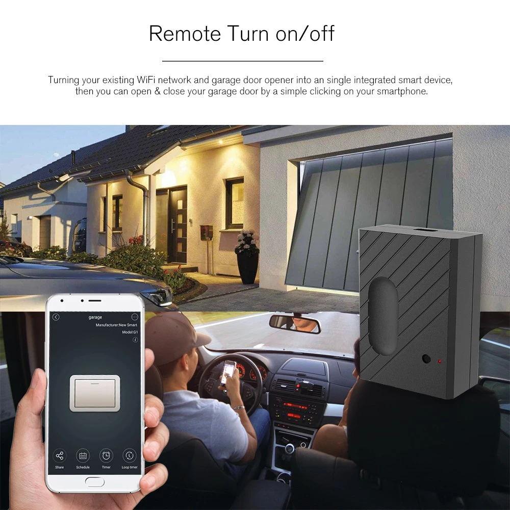 new wifi smart switch garage door controller 2019