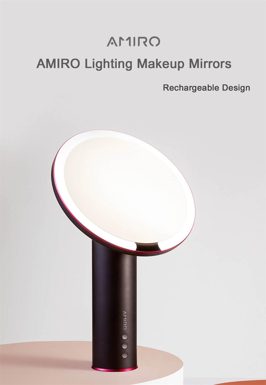 xiaomi amiro aml005b makeup mirror