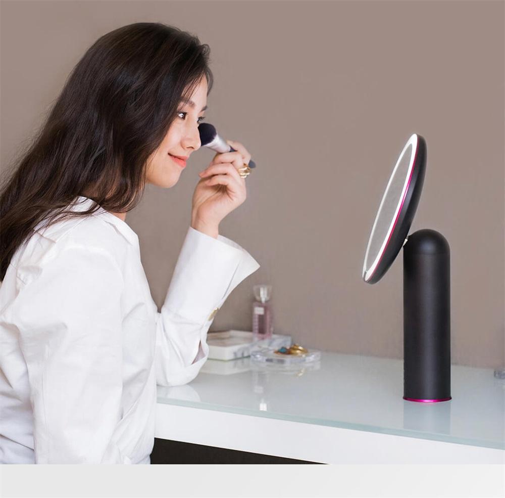 buy xiaomi amiro aml005b makeup mirror