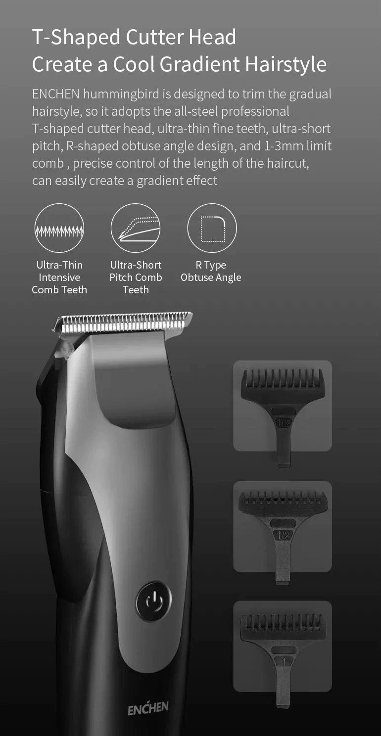 best xiaomi enchen electric hair clipper