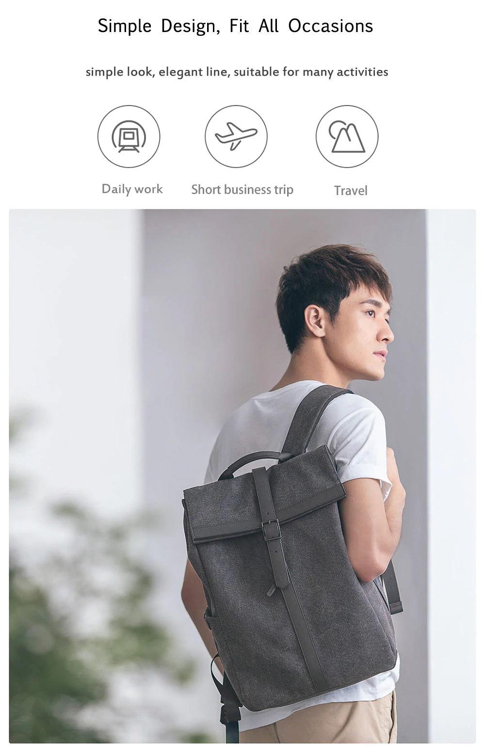 xiaomi 90fun casual backpack