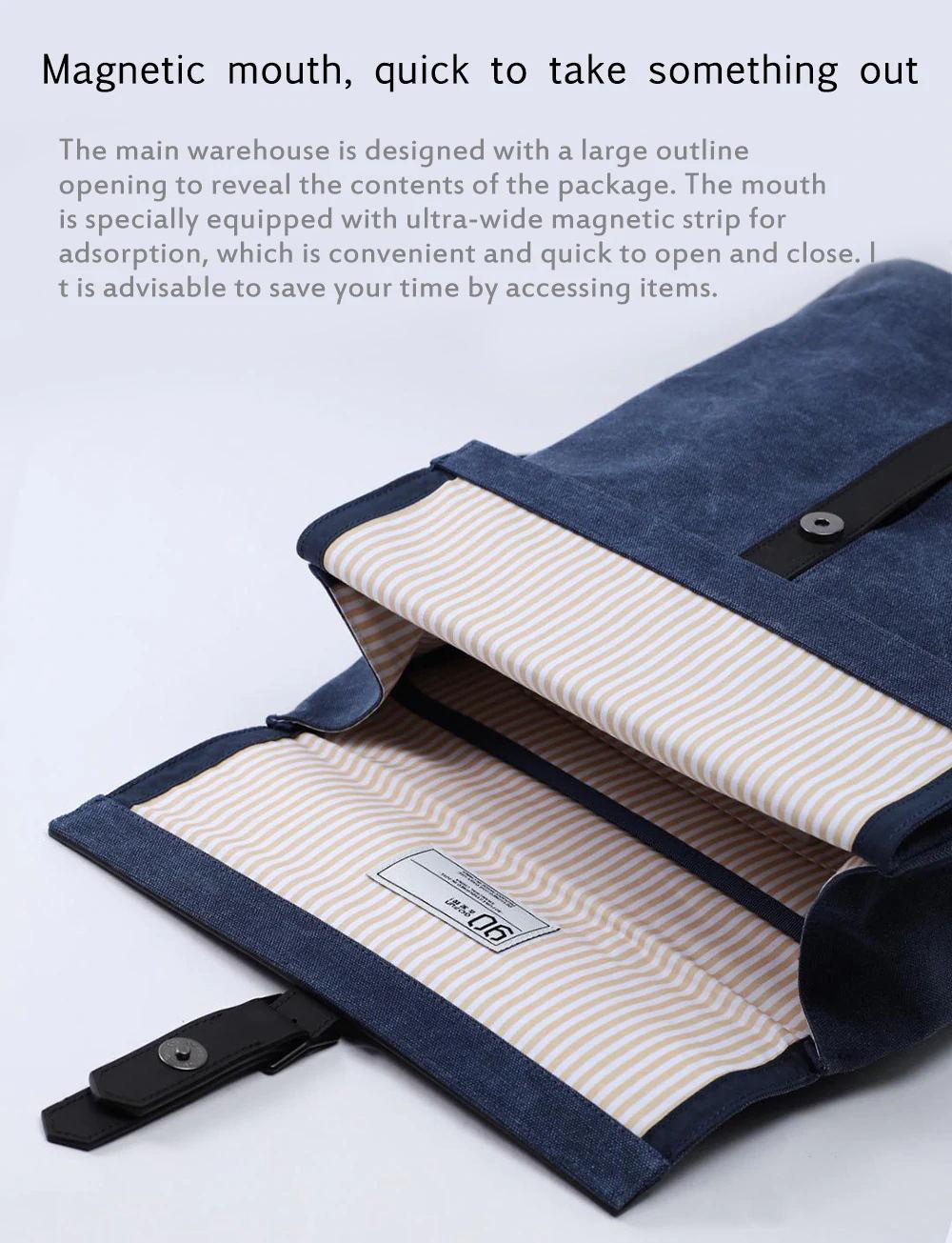 new xiaomi 90fun casual backpack