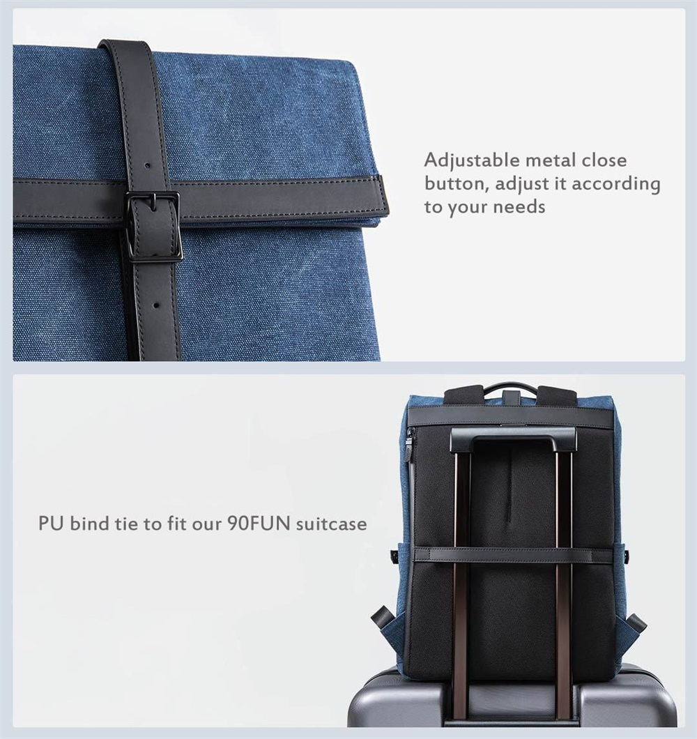 xiaomi 90fun casual backpack review