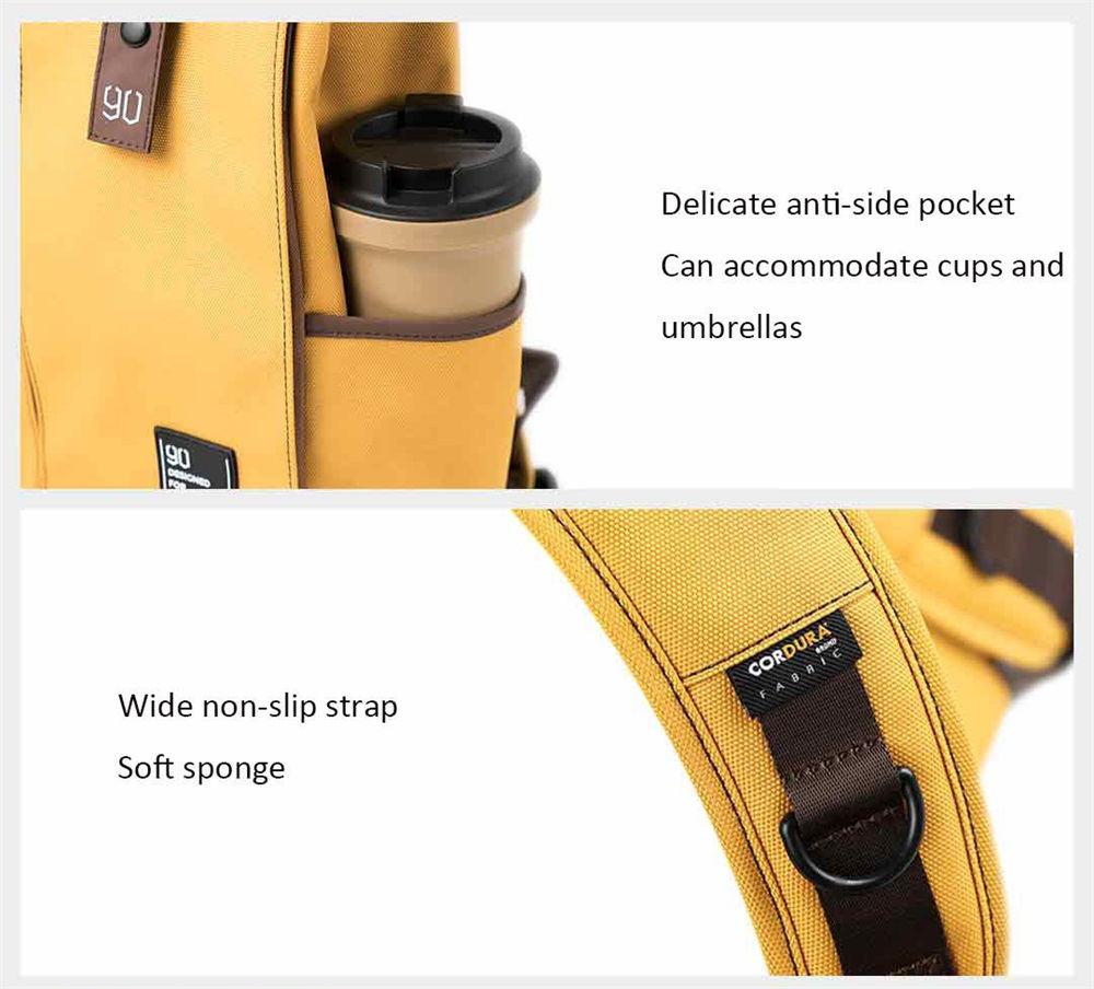 2019 xiaomi 90fun 13l casual backpack