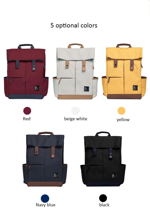 buy xiaomi 90fun college backpack