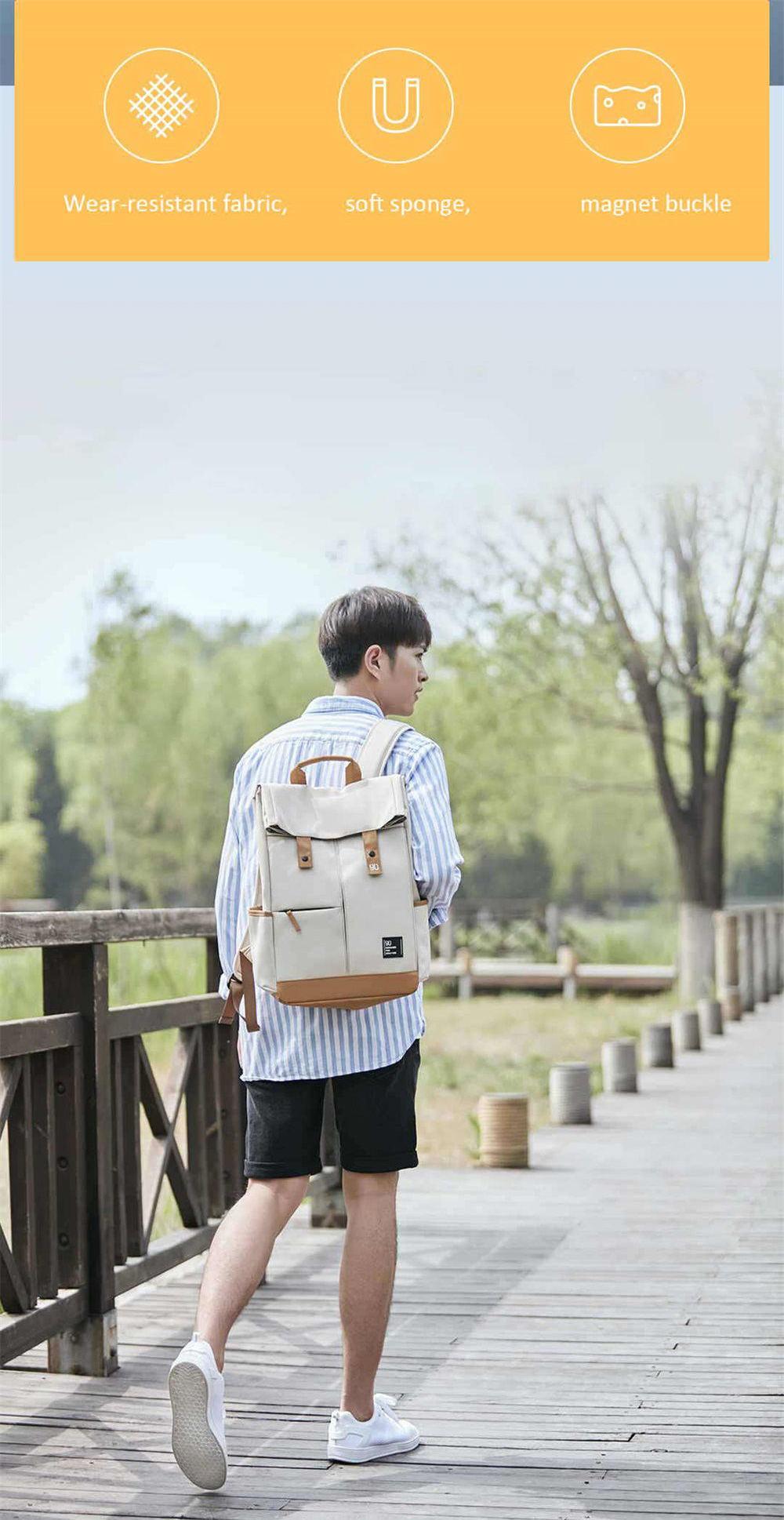 buy xiaomi 90fun casual backpack