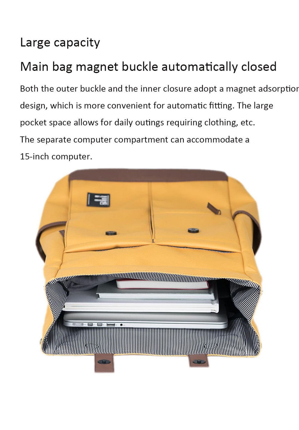 2019 xiaomi 90fun casual backpack