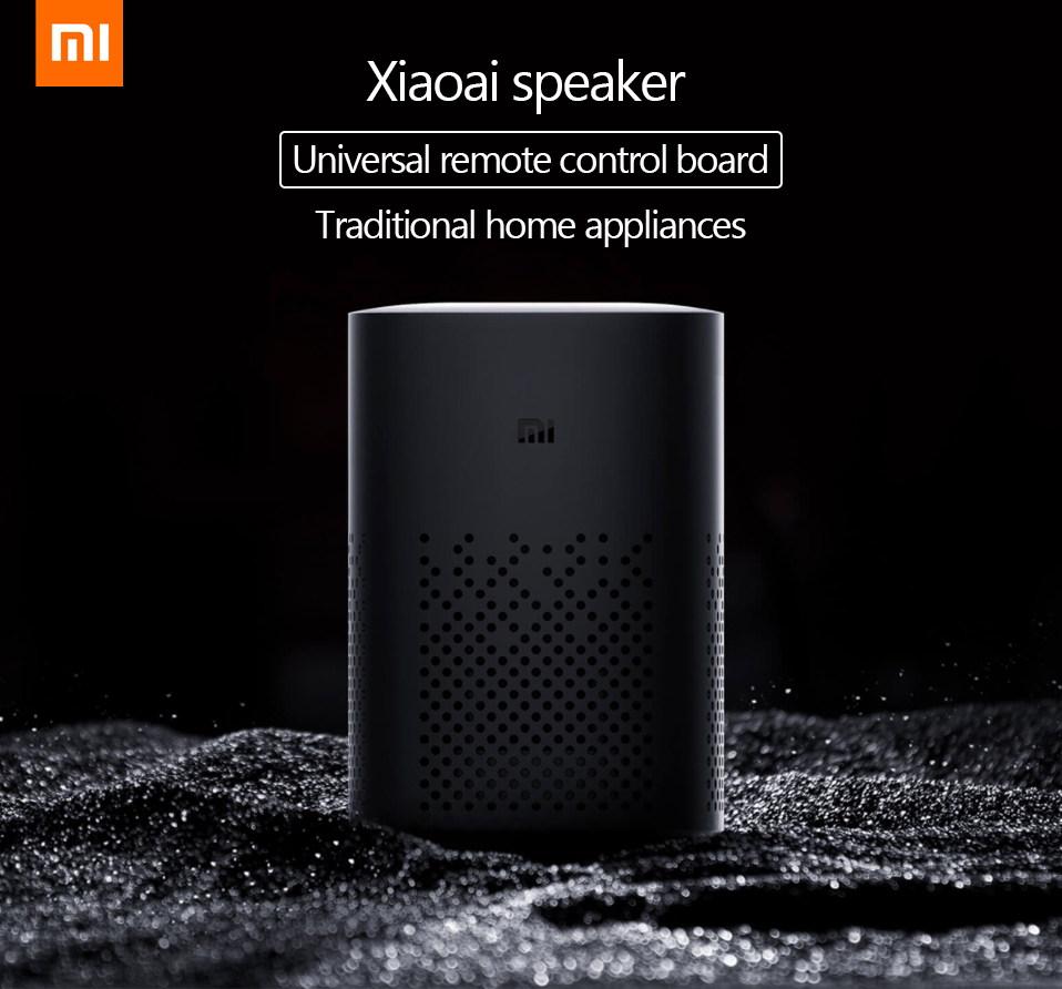 xiaomi ai wireless bluetooth speaker