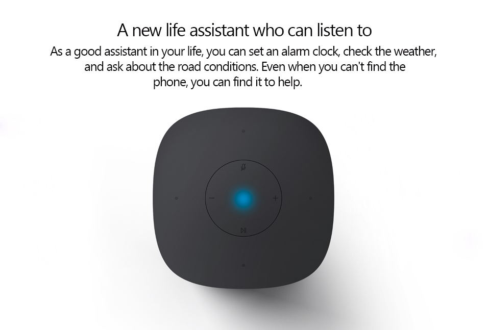 xiaomi ai wireless bluetooth speaker review