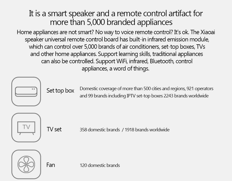 xiaomi ai wireless speaker