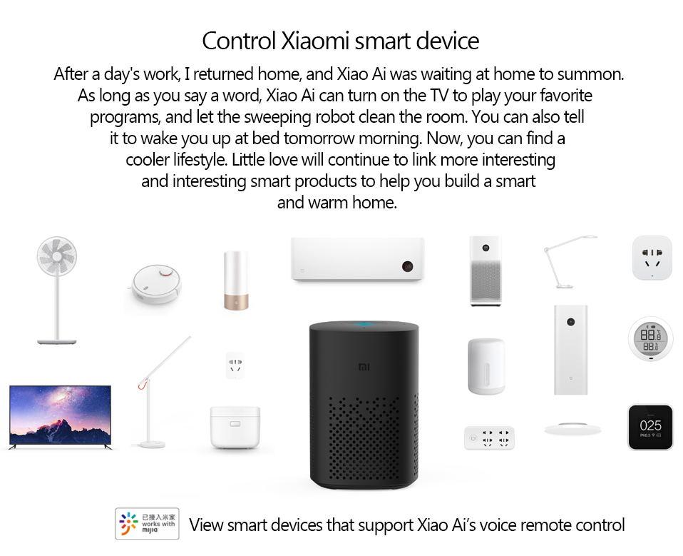 new xiaomi ai wireless bluetooth speaker