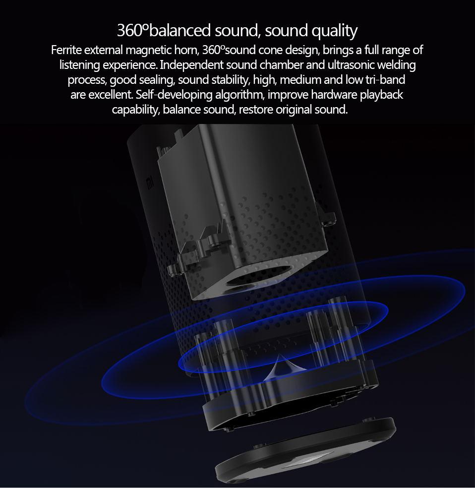 xiaomi ai wireless bluetooth speaker price