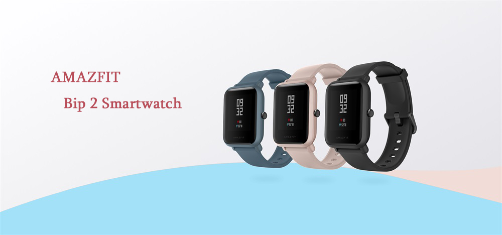 xiaomi amazfit bip 2 smartwatch