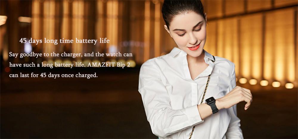buy xiaomi amazfit bip 2 smartwatch