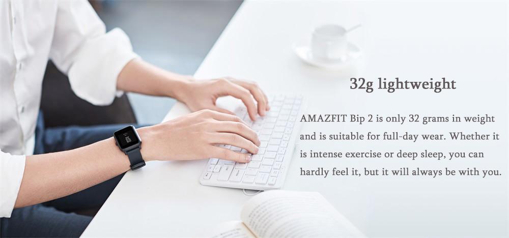 xiaomi amazfit bip 2 smartwatch for sale