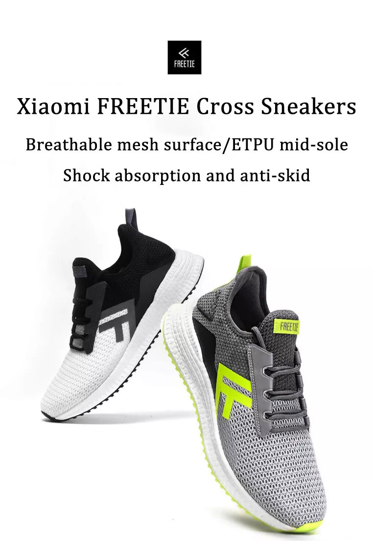 xiaomi freetie cross sneakers