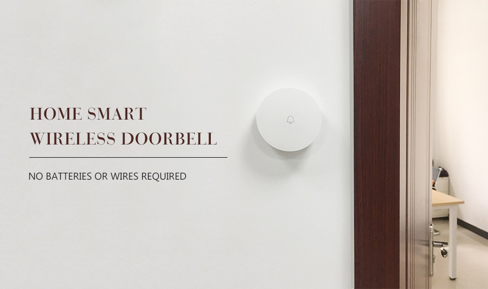 xiaomi home smart wireless doorbell regular version
