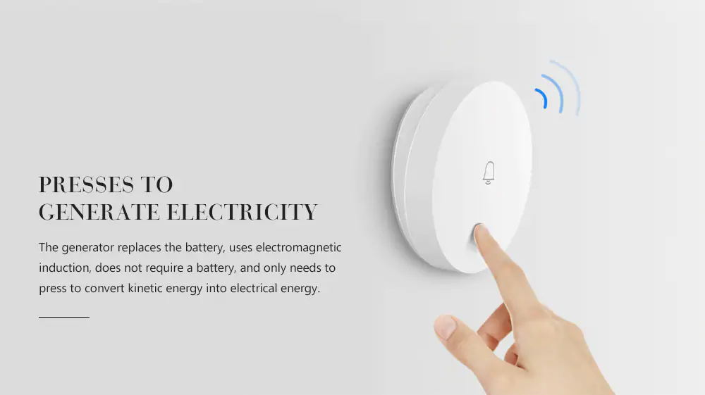 xiaomi home smart doorbell