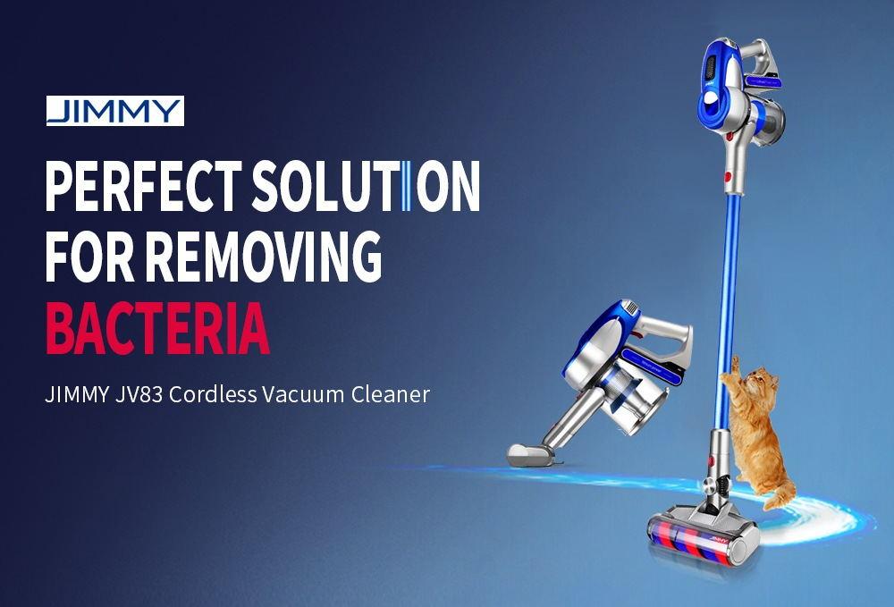 xiaomi jimmy jv83 wireless vacuum cleaner