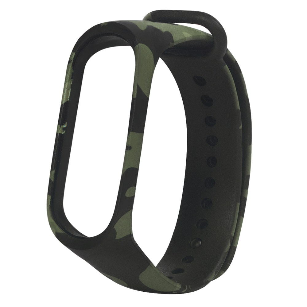 buy xiaomi mi band 4 camouflage replacement watchband