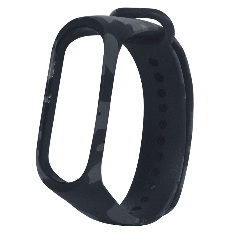 new xiaomi mi band 4 camouflage replacement watchband
