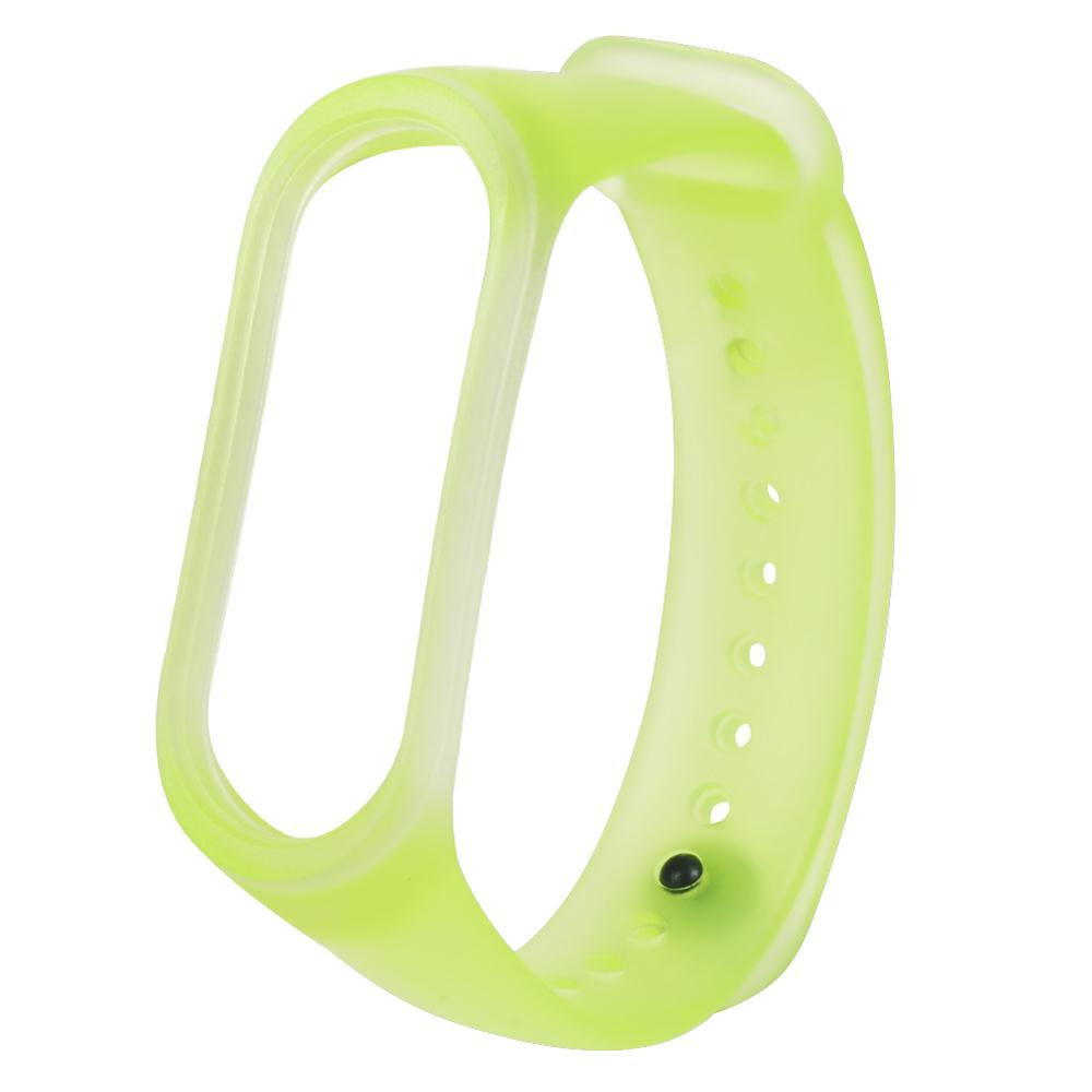 xiaomi mi band 4 jelly replacement watchband