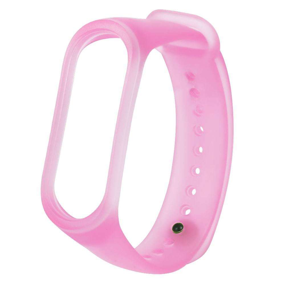 buy xiaomi mi band 4 jelly replacement watchband